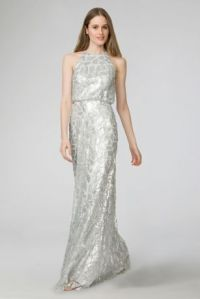 Tiffany Sequined Bridesmaid Dress | David's Bridal