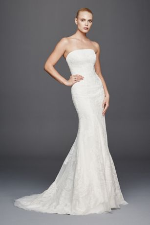long mermaid trumpet modern wedding dress truly zac posen