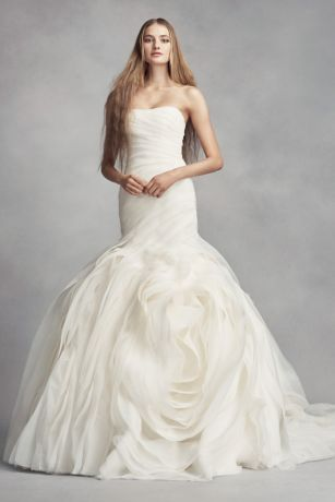 White By Vera Wang Wedding Dresses & Gowns David's Bridal