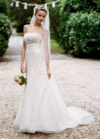 David's Bridal Style WG3121  The Knot