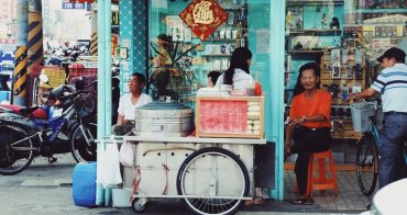 【台南美食】佳里區在地45年無名老店!佳里區電信行前的人氣傳統包子店