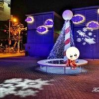 【台南景點】海安路街道美術館聖誕節限定!一起來台南過聖誕~
