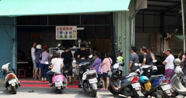 【台南美食】麻豆公有市場旁的超人氣排隊小吃,晚來就只剩魚:麻豆無名土魠魚羹