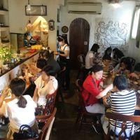 【台南美食】老台南最愛的早午餐,經典法式薄餅必吃:伊莉的店