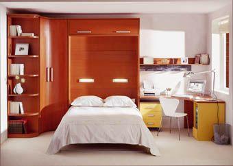 Diseos de closets para habitaciones juveniles  Dormitorio  Decora Ilumina