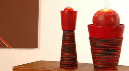 Modelos de centros de mesa para Navidad  Navidad  Decora Ilumina