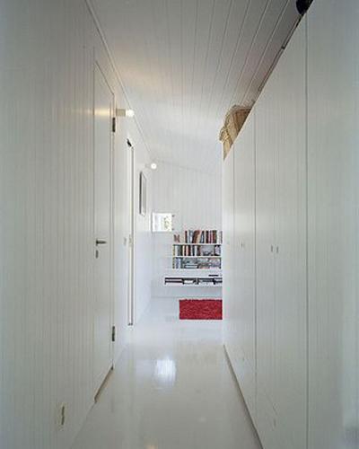 Consejos en decoracin para ampliar los pasillos estrechos