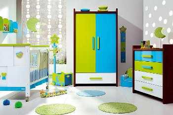 Cmo organizar un dormitorio infantil con armarios  Infantil  Decora Ilumina
