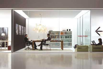 Divisores de ambientes transparentes  Tendencias  Decora Ilumina