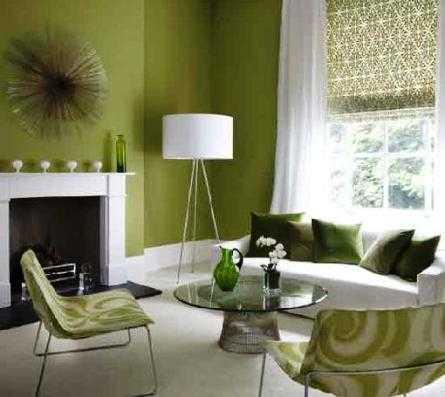 Qu colores usar para pintar una sala pequea  Pintura  Decora Ilumina