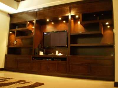 Mueble Biblioteca Amazon