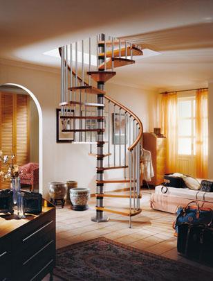 Tipos de escaleras para el interior de la casa  Tip Del Dia  Decora Ilumina