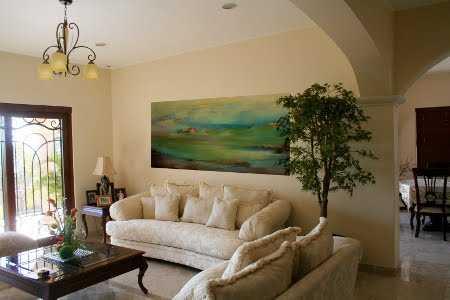 Decoracin moderna para salas pequeas  Muebles  Decora Ilumina
