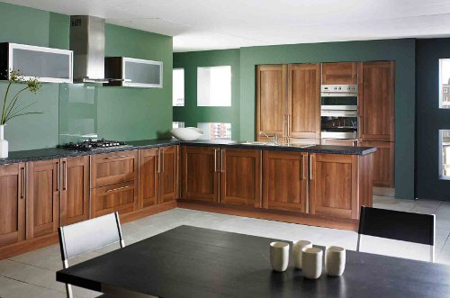 De qu color pintar la cocina  Cocina  Decora Ilumina