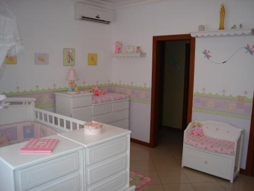 Cortinas Para Habitacion Nia Stunning Mural Infantil De