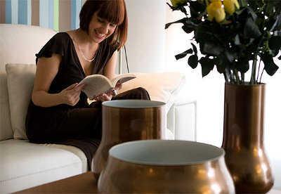 Cmo decorar tu sala y comedor con jarrones  Sala