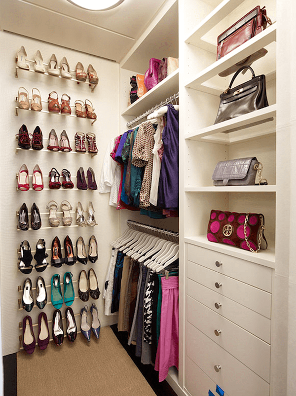 Modernos modelos de walk in closets para tu dormitorio  Dormitorio  Decora Ilumina