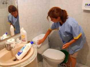 Algunos consejos para limpiar el ba o de tu casa - Productos para limpiar el bano ...