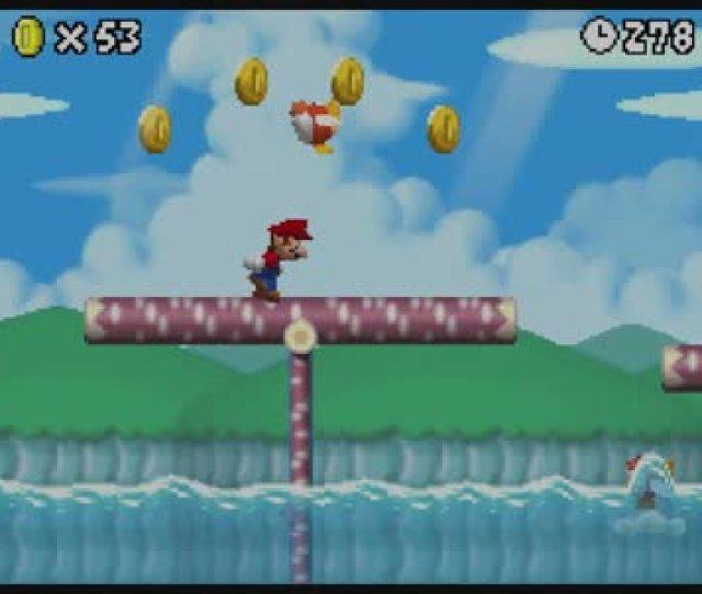 Video New Super Mario Bros