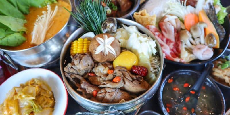【台中x食記】新月傳說景觀餐廳。採橘季。五葉松鍋。家庭聚會。