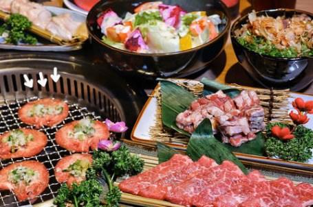 【台中x食記】298 Nikuya。中國醫商圈深夜食堂。台北人氣燒烤肉你好創辦人台中全新店面。附插座。半包廂座位。專人代烤。