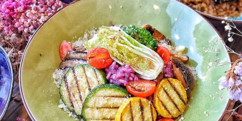 【台中x食記】準食。Mise en Place。北屯區。時蔬燉飯。免服務費。