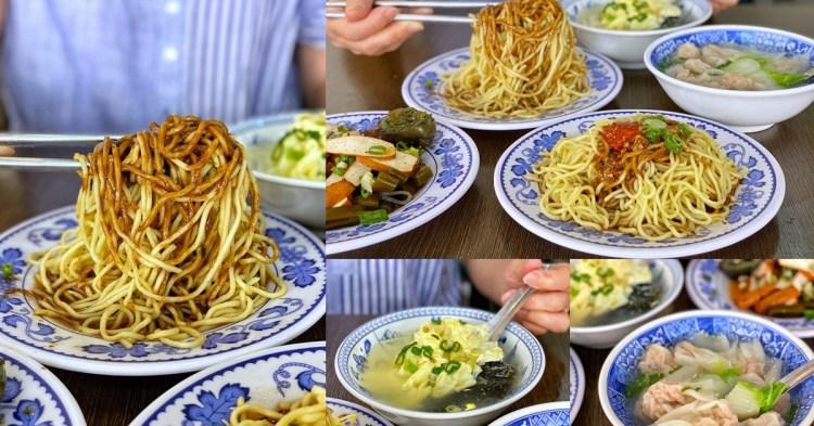 【台中食記】中國醫商圈銅板價『董媽涼麵』炎炎夏日吃涼麵最消暑,芥末素食口味齊全還有滷味,早上八點開賣。