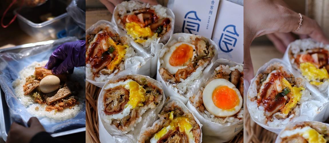 人氣排隊文青古早味飯糰二店美村南開幕,銅板價35元起,還有分店限定隱藏版口味。