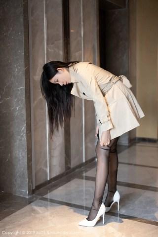 nova李雅《狂野豹紋與魅惑絲襪》