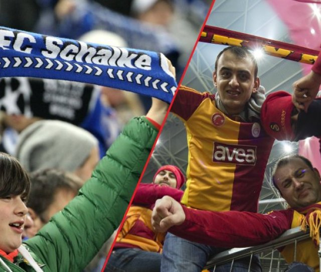 Ticket Chaos Fc Schalke 04 Calls Police Because Of Galatasaray Fans Situation Escalated In