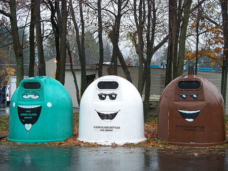 16 Interesting Recycle Bins Around World  Design Swan