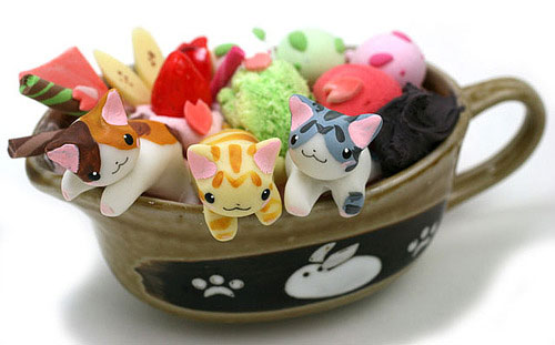Super Cute Japanese Handmade Desert