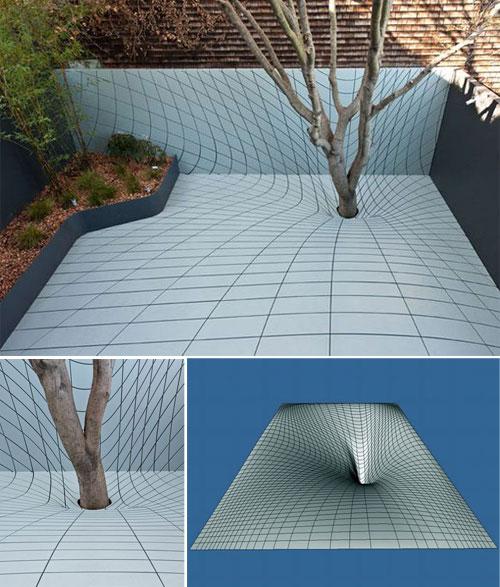 Interesting Optical Illusion Home Design Design Swan