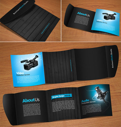 21 Beautiful And Creative Brochure Designs Design Swan