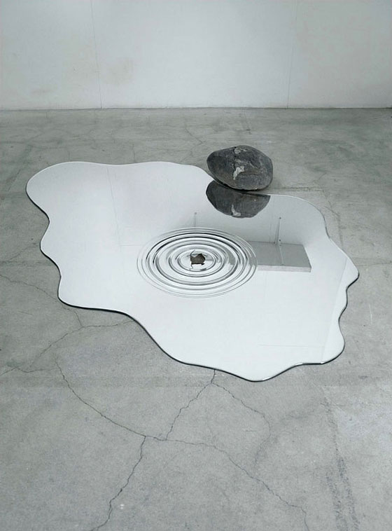 Mizukagami Water Mirror Incredible Melting Mirrors