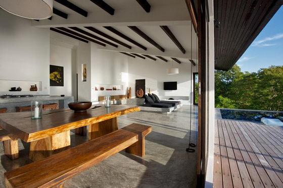 Contemporary Tropical Retreat Design Casas del Sol