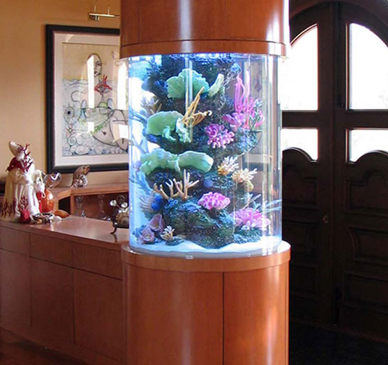 Aquarium Interior Design Ideas