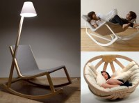 12 Cool and Unique Rocking Chair Designs  Design Swan