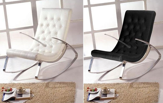 swing chair steel portable umbrella 12 cool and unique rocking designs – design swan