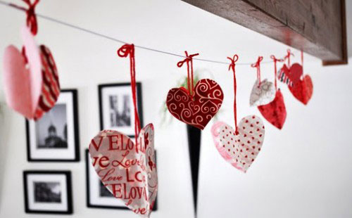 Valentines Day Room Decorations Themed Decoration With Your Own Design