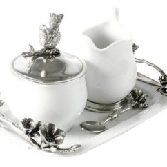 Kitchen Dish Sets Aid Grills 12 Cool Sugar And Creamer – Design Swan