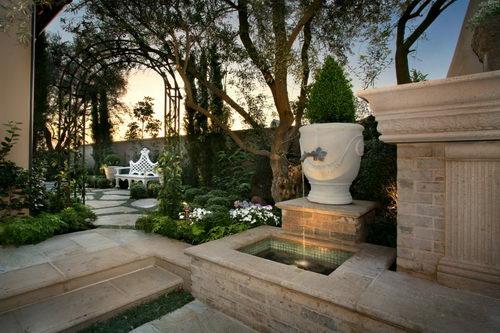 beautiful garden and patio design