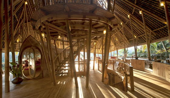 Bamboo House A Beautiful Green Village In Thailand Design Swan