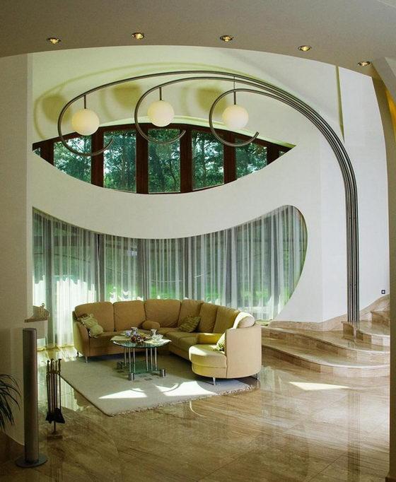 Swing house a Fairy Tale Polish House by Dagmara Obluska
