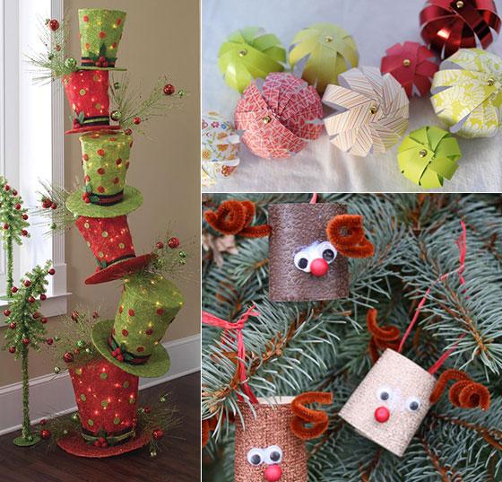 16 Creative Diy Christmas Decorations Ideas Design Swan