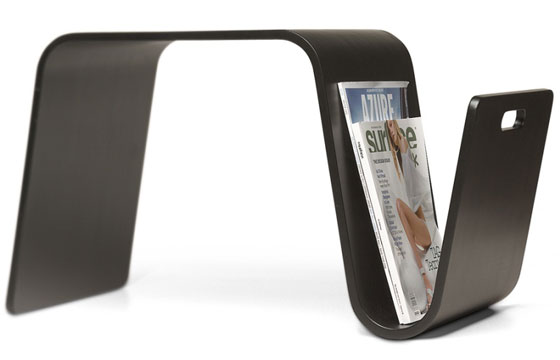14 cool and modern magazine holders