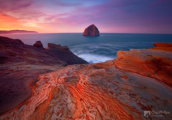 Stunning Seascapes Photograph by Chip Phillips  Design Swan
