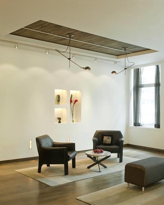 Chic New York Loft Accommodating Complex Living