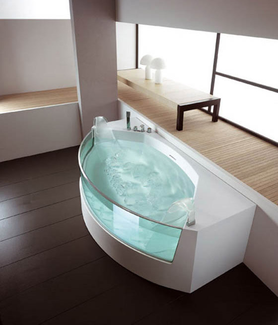 25 Cool and Creative Bathtubs  Design Swan