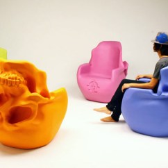 Unusual Armchair Swing Chair Orlando 10 Cool And Chairs Inspired By Skull Skeleton Design Swan